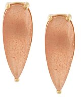 Wouters & Hendrix 'In Mood For Love' sun stone earrings