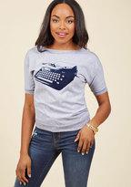 FluffyCo Write Your Bestseller T-Shirt