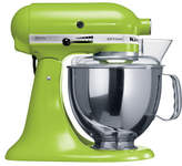 KitchenAid Ksm150 Apple Green Mixer