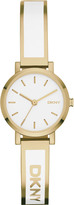 DKNY Soho Logo Bangle Watch