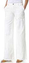 Nili Lotan Soft Cargo Pants
