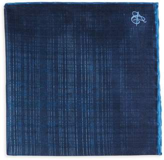Canali Silk Pocket Square