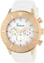 Freelook Men's HA5046RG-9 Chrono Rose-Gold Bezel Dial Watch