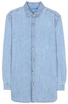 MiH Jeans Loose denim shirt