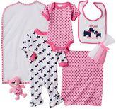 Baby Gear Baby Girl Scottie Dog 9-pc. Sleep & Play Set