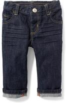 Old Navy Rolled-Cuff Jeans for Baby