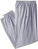 Champion Men's Big-Tall Closed Bottom Jersey Pant