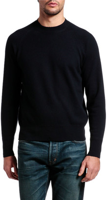 Tom Ford Men's Cashmere Crewneck Sweater