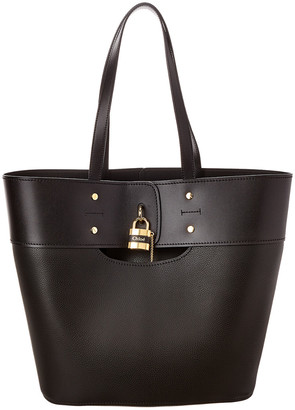 Chloé Aby Medium Leather Tote