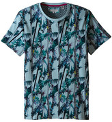 Ted Baker Twistay Tree and Parrot Printed T-Shirt
