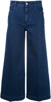 Stella McCartney flared jeans - women - Cotton/Spandex/Elastane - 27