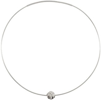 Marie June Jewelry Monkey Paw Knot Silver Necklace