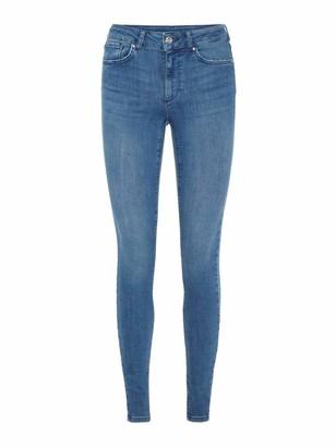 Vero Moda Women's VMLUX MR Slim Jeans BA343 NOOS
