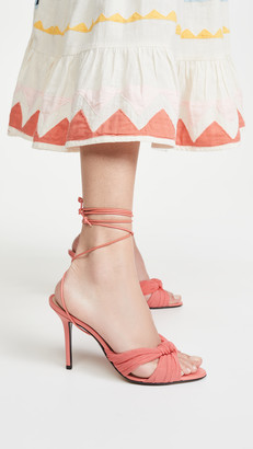 ALEVÌ Milano Vichy Sandals