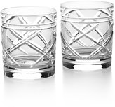 Ralph Lauren Home Two Brogan Classic Double Old-Fashioneds