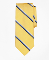 Brooks Brothers Mogador Triple Stripe Tie