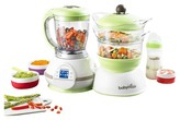 Babymoov 3-Speed Food Blender and Steamer Green