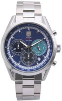 Elgin Chronograph Quartz Men's Watch FK1411S-BL Blue