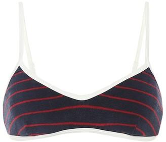 Solid & Striped The Nantucket bikini top