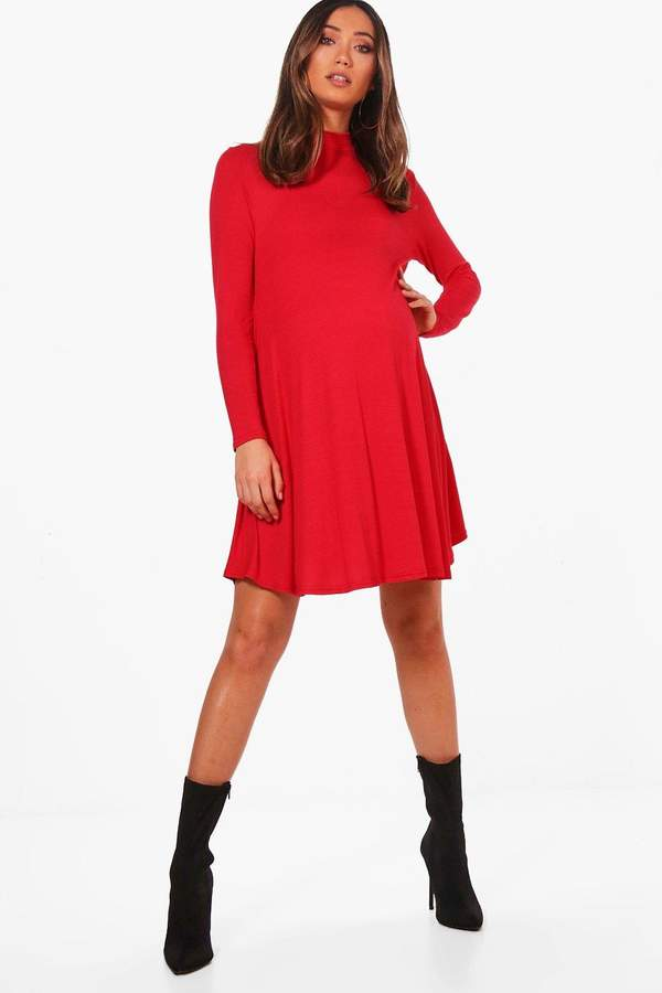 890df7dcf2e79 boohoo Red Maternity Clothes - ShopStyle