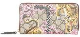 Gucci GG Supreme Bengal print wallet