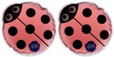 Safety First Boo Boo Buddy Cold Pack - Ladybug - 2 pk