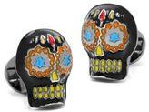 Cufflinks Inc. Cufflinks, Inc Day of the Dead Skull Cuff Links