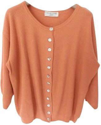 Brunello Cucinelli Orange Cashmere Knitwear for Women