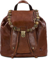 Patricia Nash Studded Hardware Casape Medium Backpack