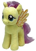"Ty Original Beanies 6"" My Little Pony Fluttershy"