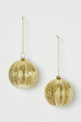 H&M 2-pack Christmas decorations