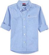 Tommy Hilfiger Boys' Tommy Striped Shirt
