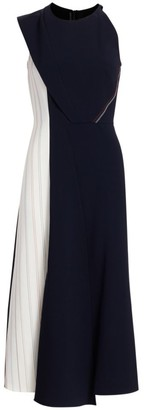 Roland Mouret Felton Midi Dress