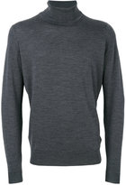 John Smedley roll-neck jumper - men - Virgin Wool - S