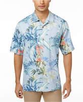 Tommy Bahama Men's Tropical Falls Floral-Print Silk Shirt