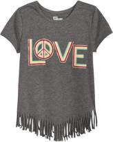 Epic Threads Fringe T-Shirt, Toddler Girls, Created for Macy's