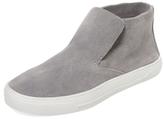 Dolce Vita Xue Suede Slip-On Sneaker