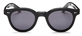 Toms Fin Round Sunglasses, 47mm