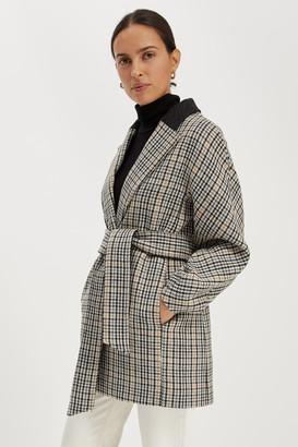 SABA Madeleine Oversized Short Coat