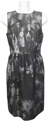 Michael Kors Grey Polyester Dresses