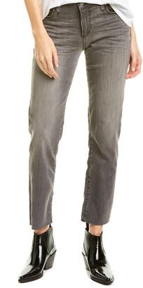 Joe's Jeans Mid-Rise Venice Straight Ankle Cut
