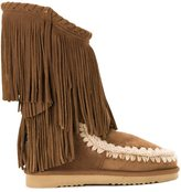 Mou 'Eskimo Inner Wedge' boots