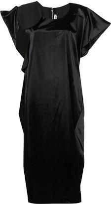 Comme des Garcons asymmetric loose-fit dress