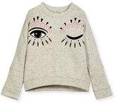 Kenzo Marbled Eye Sweater, Size 8-12
