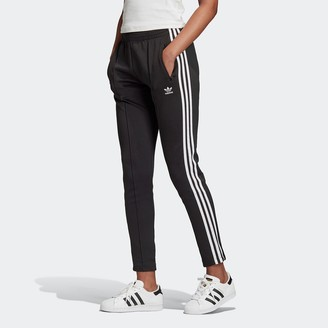 adidas Cotton Mix Joggers with Zipped Pockets