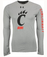 Under Armour Men's Cincinnati Bearcats Tech Long-Sleeve T-Shirt