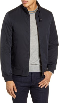 Ted Baker Yeppers Slim Fit Bomber Jacket