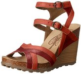 Fly London Women's Aube Wedge Pump