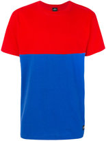 Les (Art)ists graphic printed two tone T-shirt - men - Cotton - S