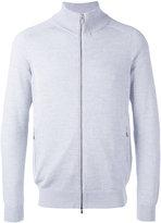 Malo - zip cardigan - men - Cotton - 54